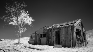 """Abandoned House""-Gold Point, NV"