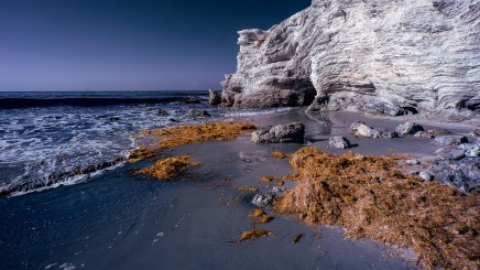 """Crystal Cove""-Corona del Mar, CA"